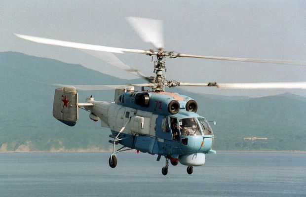 Ка-27 вертолет / defenseimagery.mi