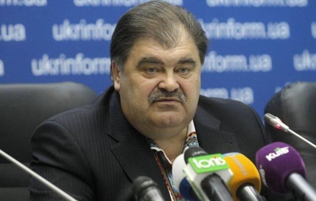 Бондаренко говорит, что средств в бюджете хватит только на полгода / Фото УНИАН