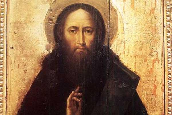 Любовь к Богу не на словах воплощается, а в делах наших. Преподобный Феодосий Печерский.