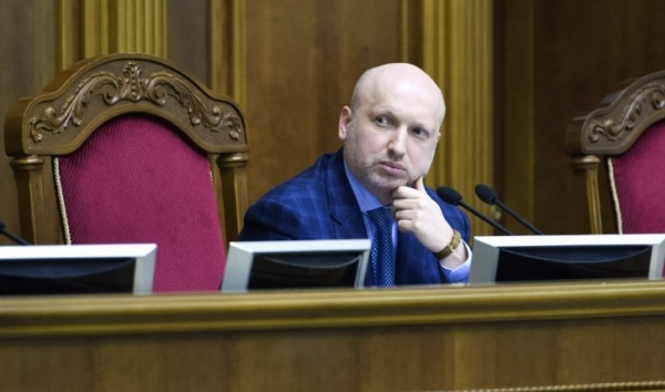 Турчинов надеется, что парламент проголосует за предложенную кандидатуру / Фото: УНИАН