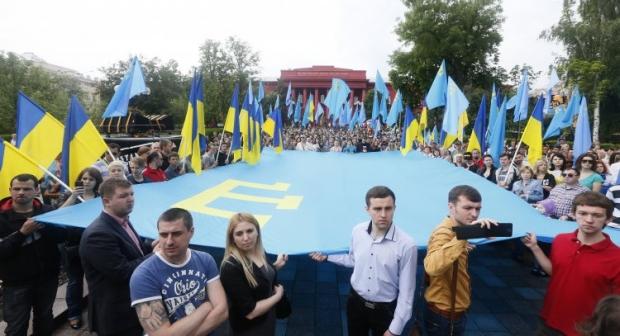 Порошенко подчеркнул, что Крым является национально-территориальным образованием / Фото УНИАН