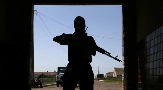 В отряд вернулись бойцы, которых считали погибшими / REUTERS
