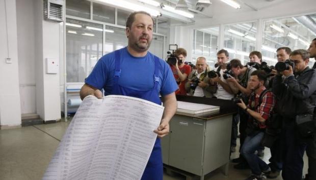 бюллетень, выборы / Фото: УНИАН