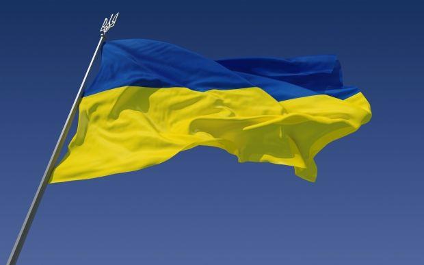 украина флаг прапор / lenta-ua.net