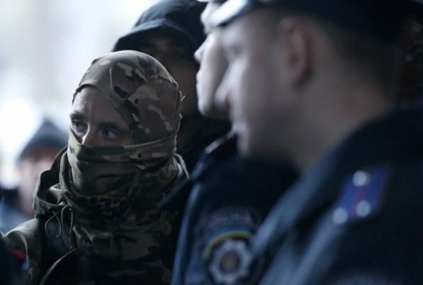 Порядок разом з міліцією гу мвс фото