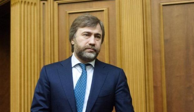 Представление ГПУ на снятие неприкосновенности Новинского еще не поступило / Фото: УНИАН