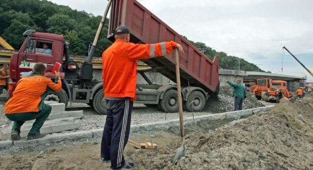 Хмиль: Хотим европейские дороги - нужно платить по рыном ценам / Фото УНИАН