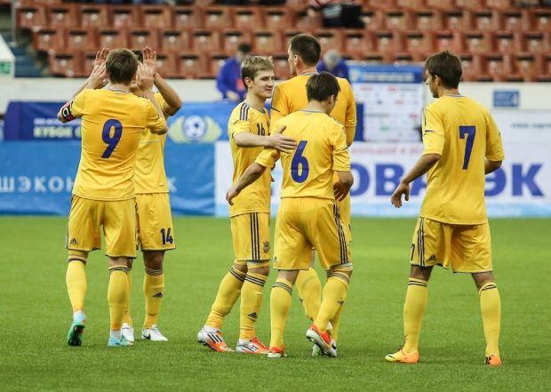 Молодіжна збірна продовжує переможний шлях до фіналу Євро-2015 / prosport.tsn.ua
