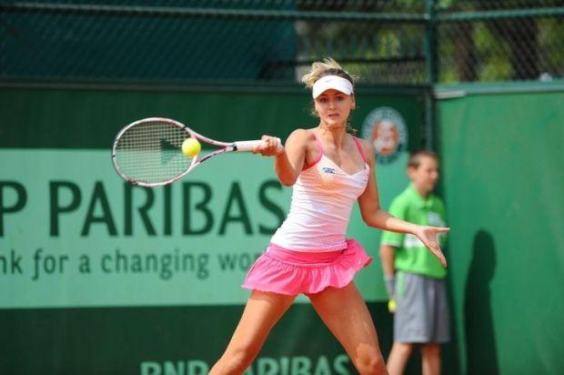 Марина Заневская выбыла из борьбы уже в первом круге турнира в Париже / sport-xl.org