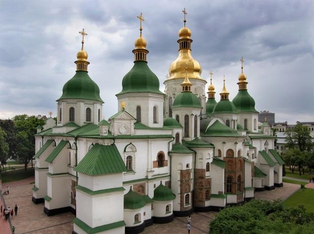 София Киевская, собор / sofiyskiy-sobor.polnaya.info