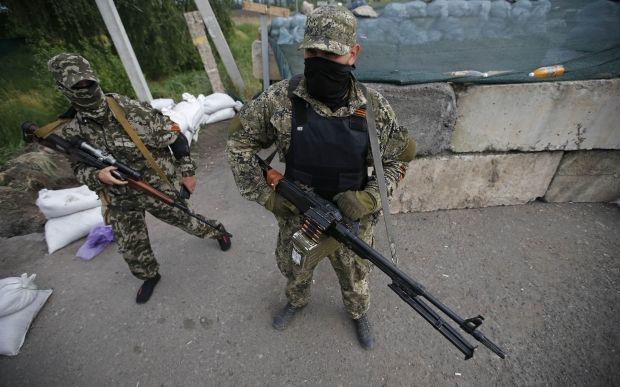 Террористы предложили местным жителям