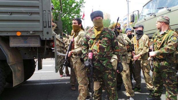 Власть Донецка подтвердила угон автомобиля скорой помощи / @novostidnua