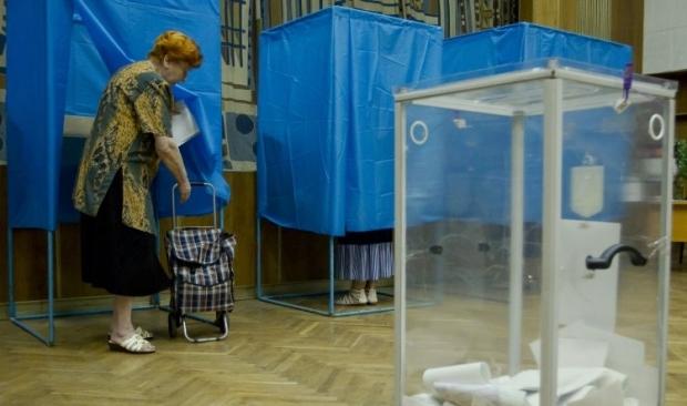 На вибори у Києві прийшли майже 63% киян / УНІАН