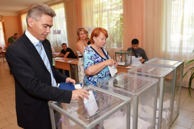 Выборы состоялись / Фото УНИАН