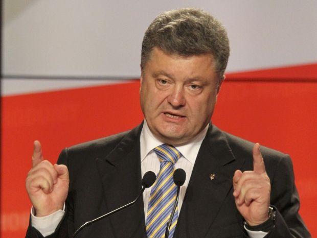 В Киеве ограничат движение из-за инаугурации Порошенко