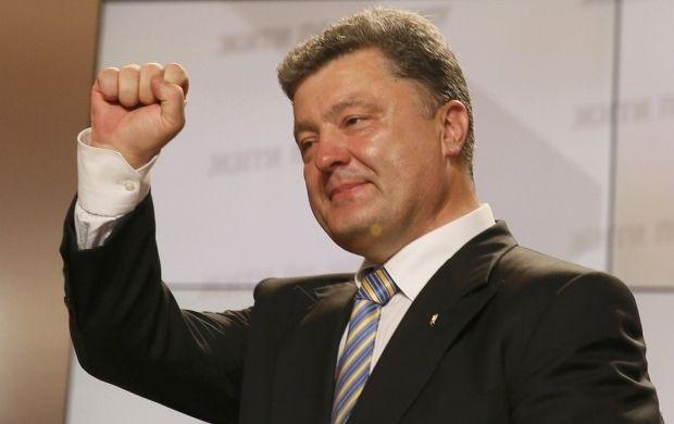 Порошенко отримав 54,7% голосів / REUTERS