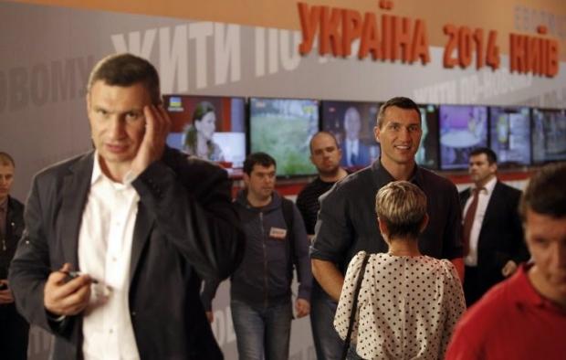 На выборах в Киеве лидирует Кличко / Фото УНИАН