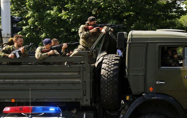 Аэропорт Донецка захватили террористы: на крыше установлен гранатомет, снайперы занимают позиции, - СМИ - Цензор.НЕТ 2392