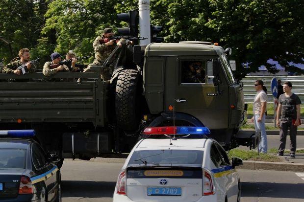 Можливо, терористи розстріляли не міліціонерів - УВС