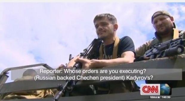 В Востоке есть сулимовцы, но есть и кадыровцы / CNN