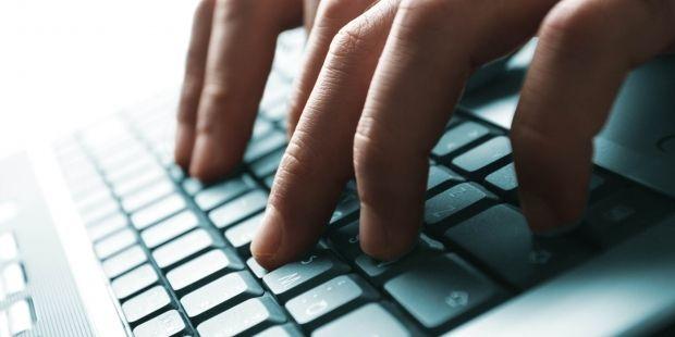 клавиатура интернет хакер / fotokanal.com