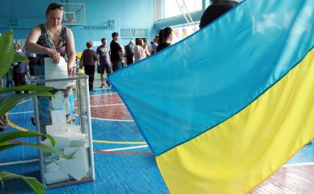 В ЦИК собираются проводить выборы только там, где безопасно / Фото УНИАН