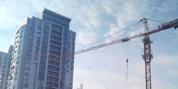 В Украине рынок строительства продолжает оставаться на дне / stroyobzor.ua