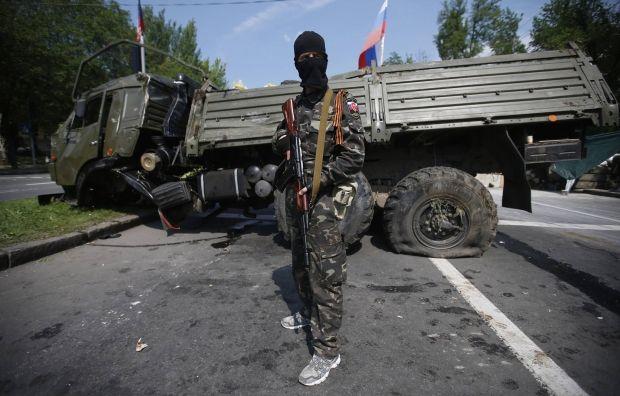 Силовики задержали террористов с аппаратурой для ведения разведки / REUTERS