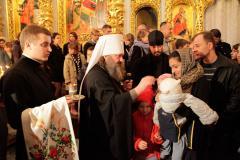 Всеукраїнський День молитви за сиріт у Києво-Печерській лаврі
