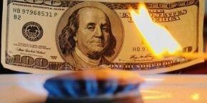 Украина собирается выплатить долг России по цене газа $268,5