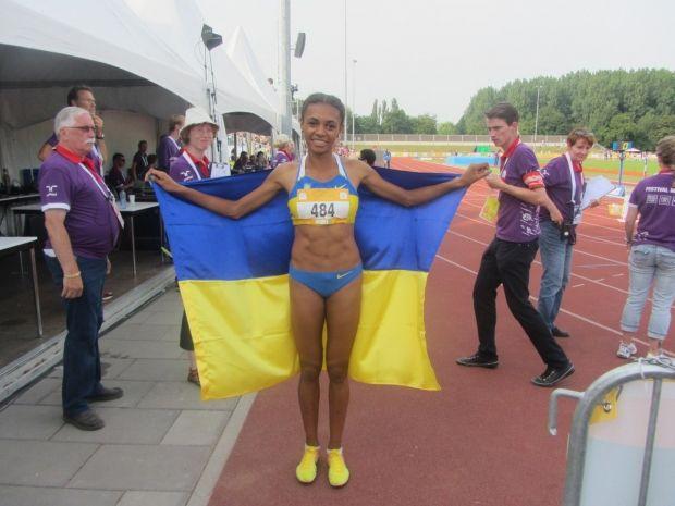 Джойс Коба з Вінниці стала переможницею відбіркових змагань до ЮОІ  в Баку / vk.com