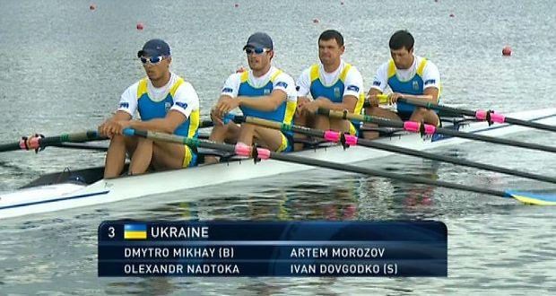 Українська четвірка виграла золото в Белграді / noc-ukr.org