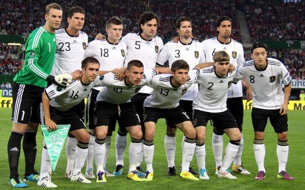 Сборная Германии будет одним из фаворитов бразильского ЧМ / dfb.de