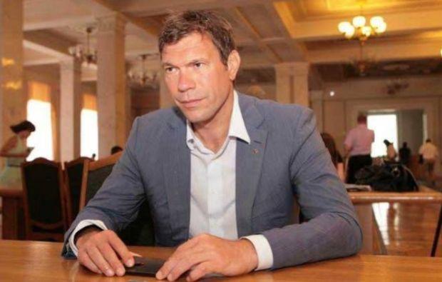 facebook Олега Царева
