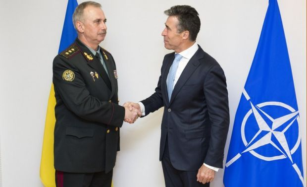 Україна та нато обговорили ситуацію у
