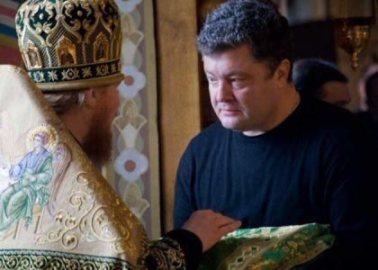 Свято-Ионинском монастыре Украинской православной Церкви