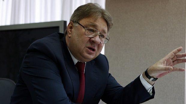 Глава  Госинспекции по контролю за ценами Александр Киселев