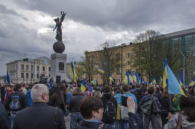 В Харькове проведут вече