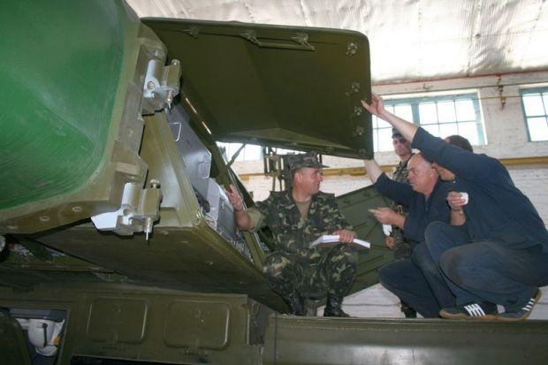 До цього Бук-М1 ніколи не розробляли і не ремонтували в Україні / Міноборони України