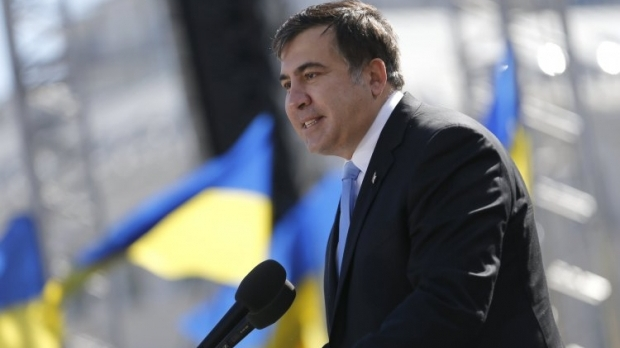 Saakashvili says new police chief in Odesa region Lortkipanidze is characterized by complete moral honesty / Photo from UNIAN