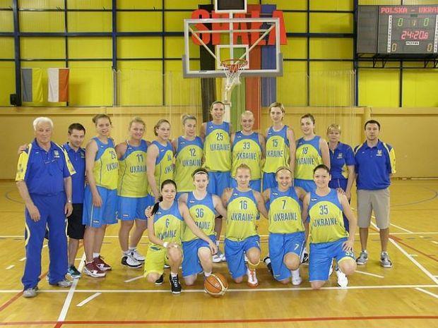 Женская сборная Украины выиграла третий подряд матч отбора на Евробаскет / womenbasket.com.ua