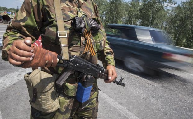 ATO forces start active actions against terrorists near Krasnyi Liman – Tymchuk/REUTERS
