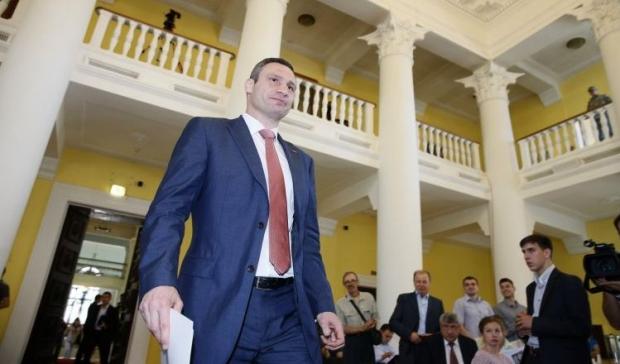 Кличко предложил кандидатуру на должность секретаря Киеврады / фотоУНИАН