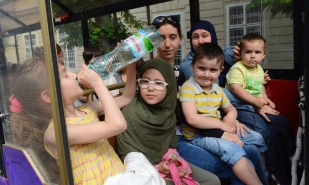 Детей будут учить крымскотатарскому
