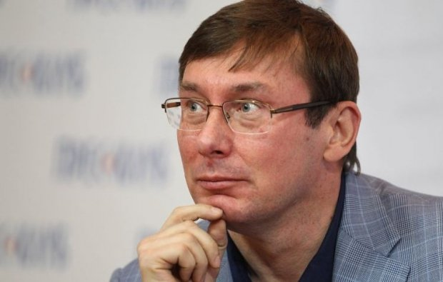 Lutsenko said that there is a 100% political crisis in the Coalition / Photo from UNIAN