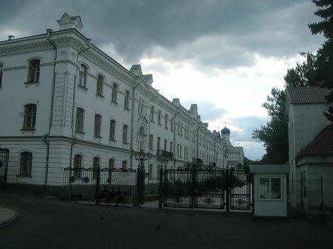 Гостиница Святогорской лавры