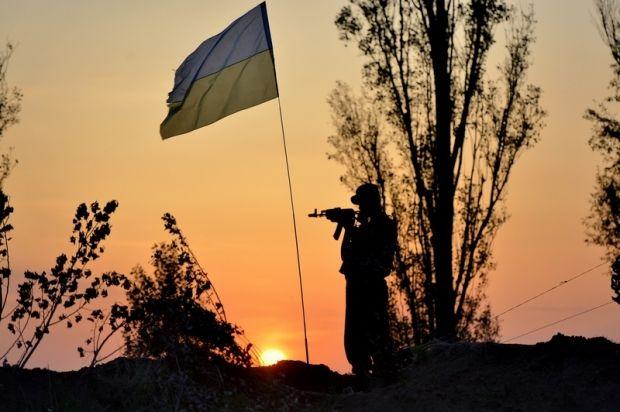 "Photo correspondent of ""Holos Ukrainy"" newspaper Oleksandr Klimenko/Ukrainian soldiers re-establish control over state border with RF – Tymchuk"