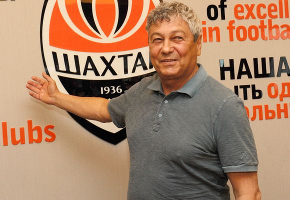 Луческу останется в донецкой команде на следующий сезон / shakhtar.com