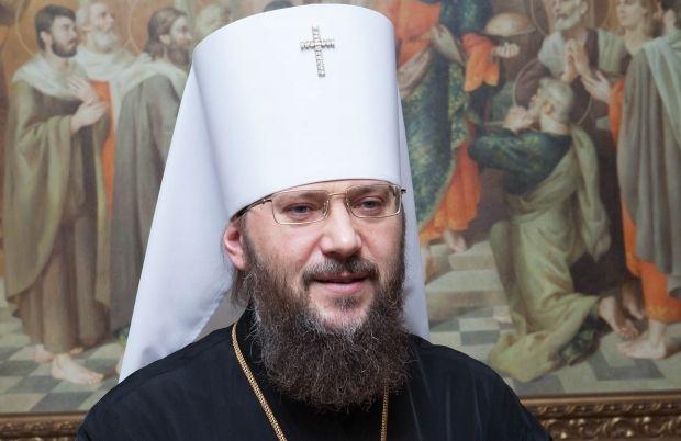 Управляющий делами Украинской Православной Церкви митрополит Антоний (Паканич)