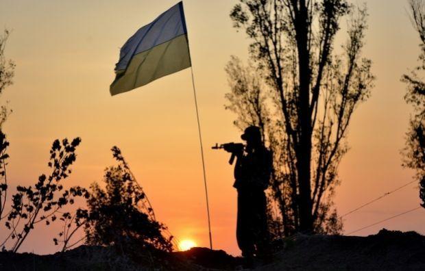 Украинские пограничники будут контролировать районы Донбасса /фото mil.gov.ua